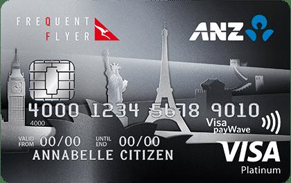 ANZ Frequent Flyer Platinum
