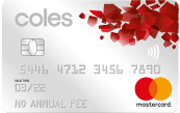 Coles No Annual Fee