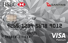 HSBC Platinum Qantas