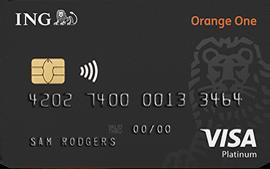 ING Orange One Platinum