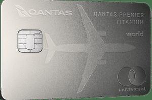 Qantas Premier Titanium