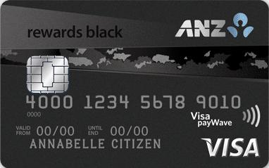 ANZ Rewards Black Credit Card