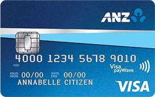 ANZ First Credit Card