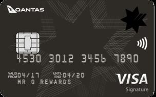 NAB Qantas Rewards Credit Card