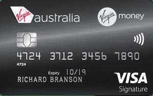 Virgin Velocity High Flyer Credit Card